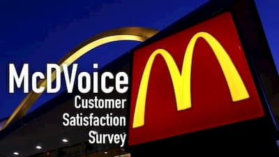 How To Take McDonalds Survey